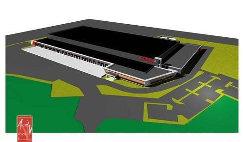 nouvelle plate forme logistique cahors sud pour mr. Black Bedroom Furniture Sets. Home Design Ideas